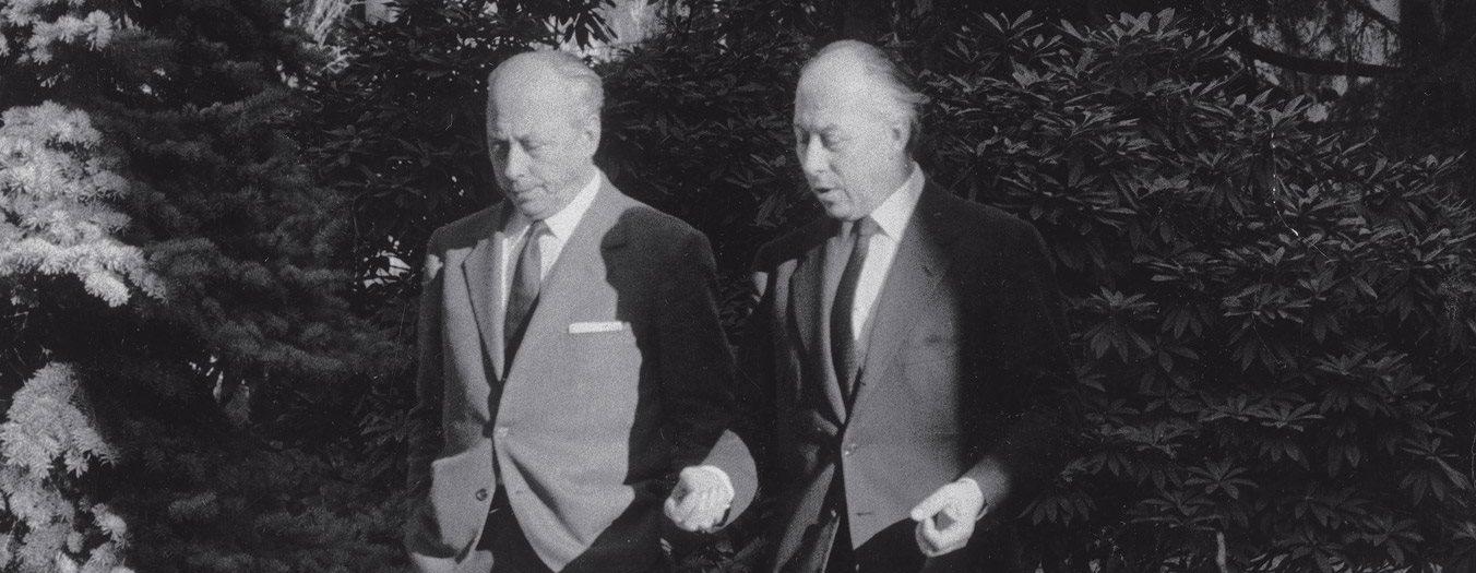 Osvaldo e Fulgenzio Borsani