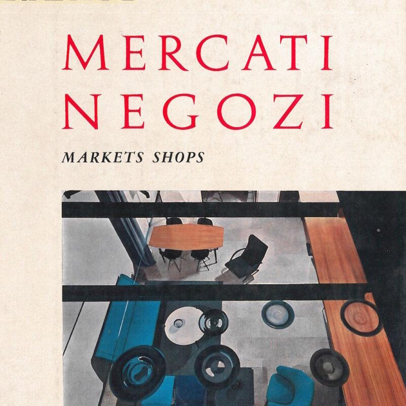 Copertina della rivista Mercati e Negozi