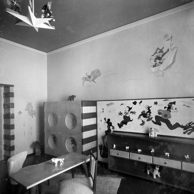 CAMERA DA LETTO - 1941