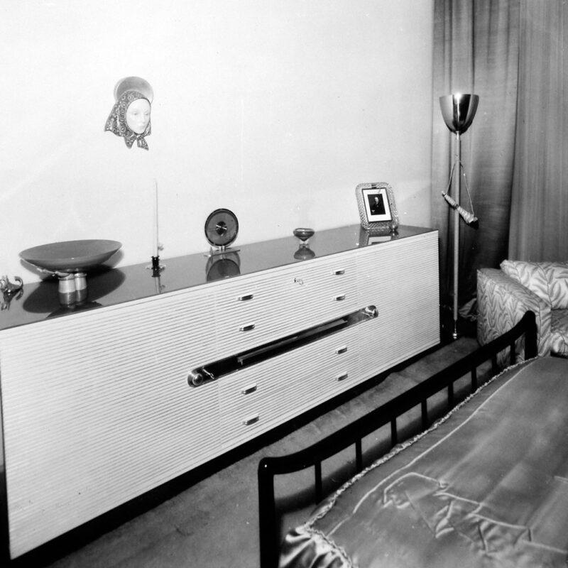 CASSETTONE - 1935