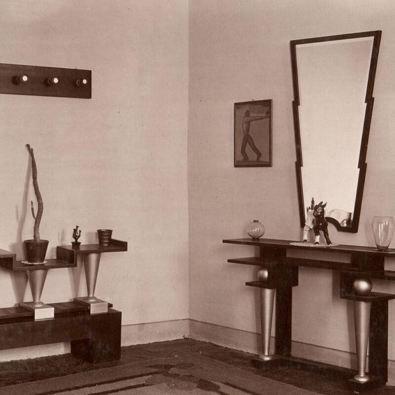 CONSOLLE - primi anni '30
