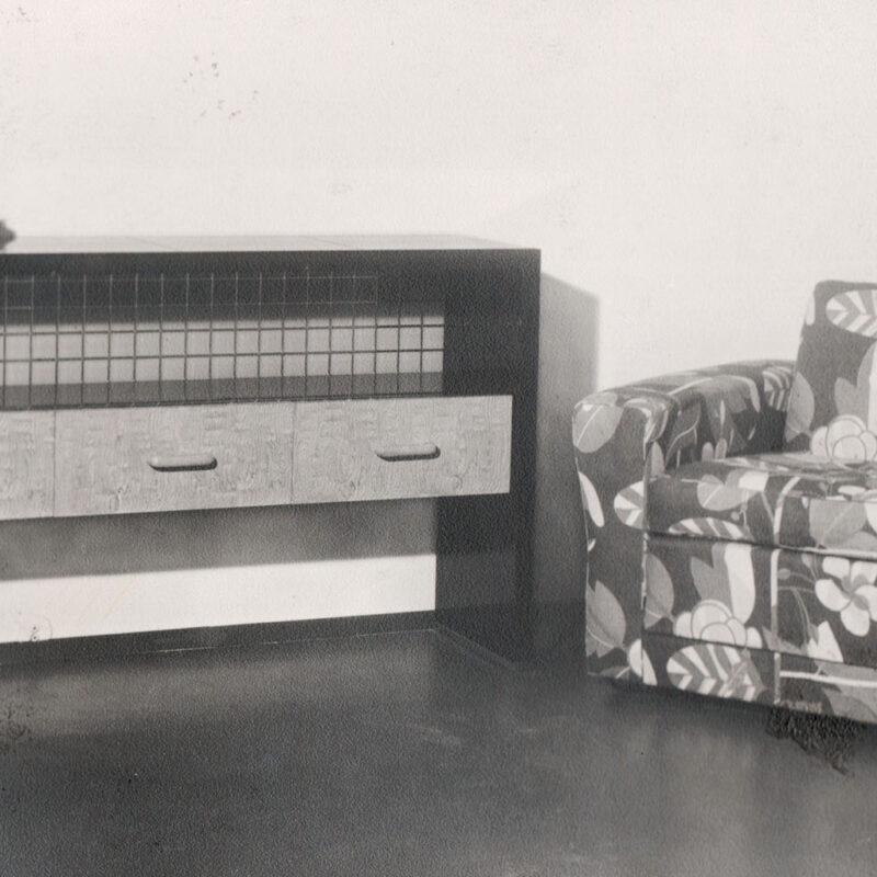 CREDENZA - 1938