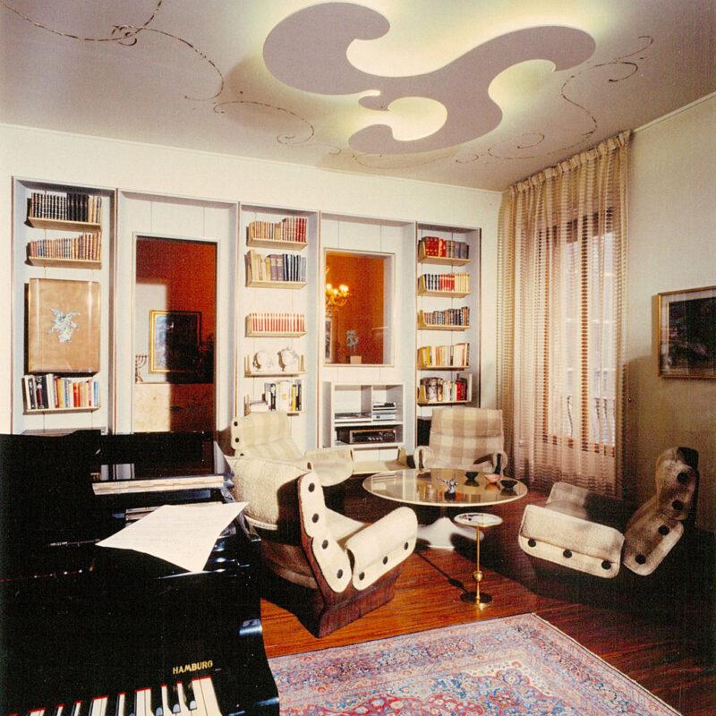 Casa M - Soggiorno