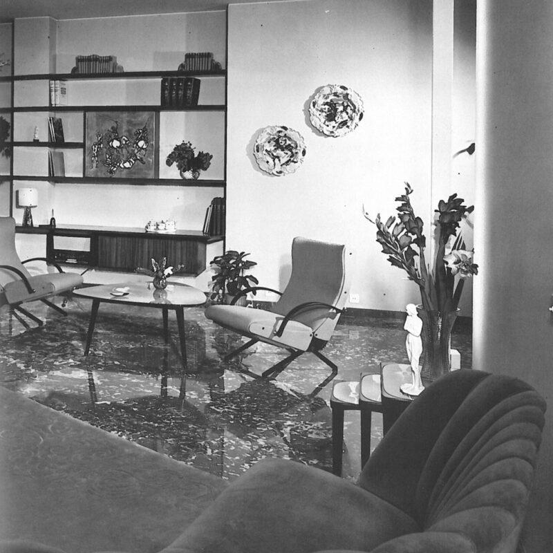 Casa V - Salotto