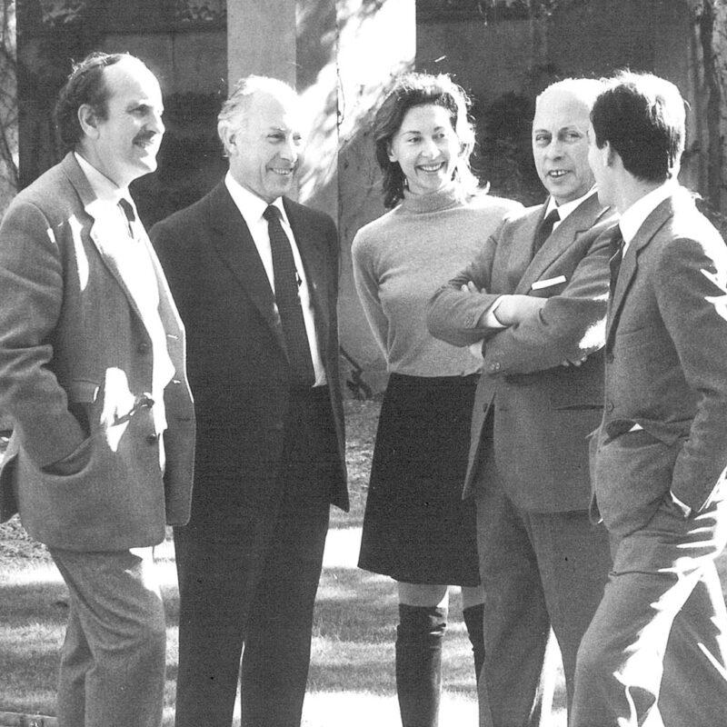 Eugenio Gerli, Fulgenzio Borsani, Valeria Borsani, Osvaldo Borsa