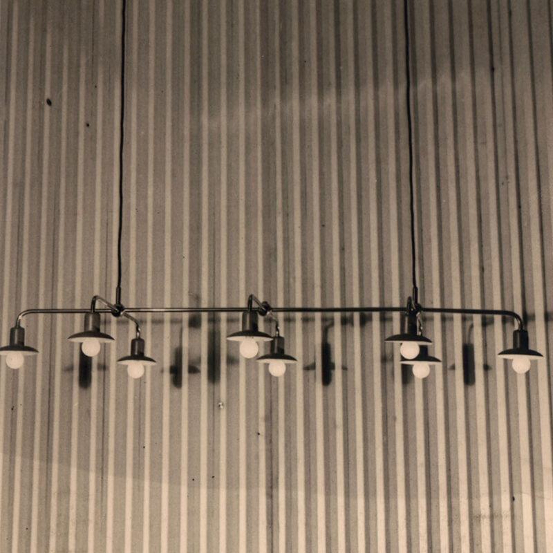 LAMPADA A SOSPENSIONE - seconda metà anni '30