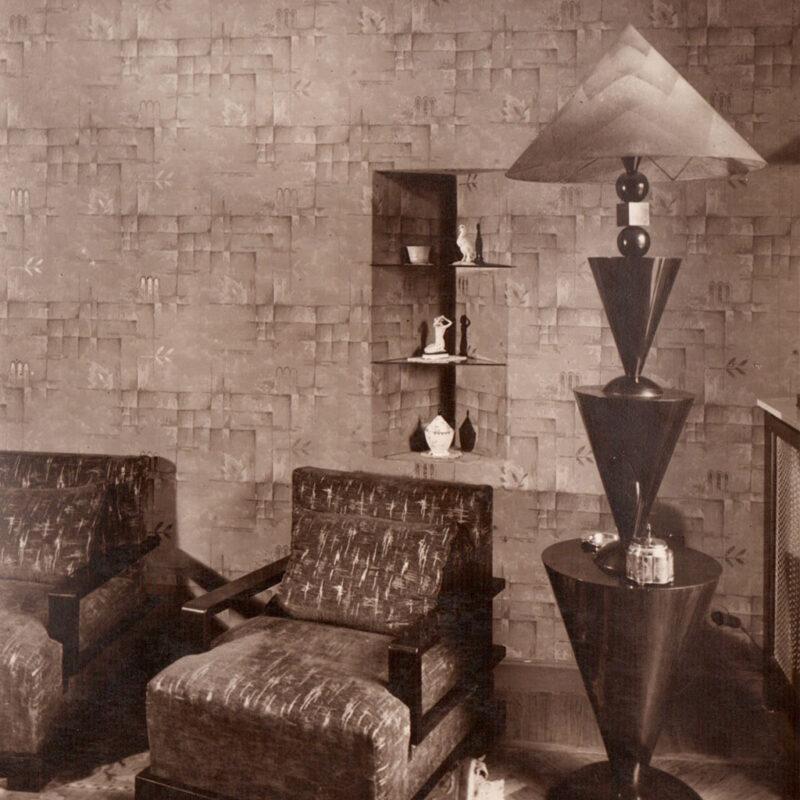 LAMPADA DA TERRA - 1930