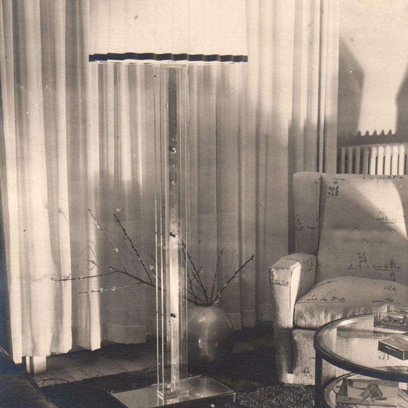 LAMPADA DA TERRA - 1937