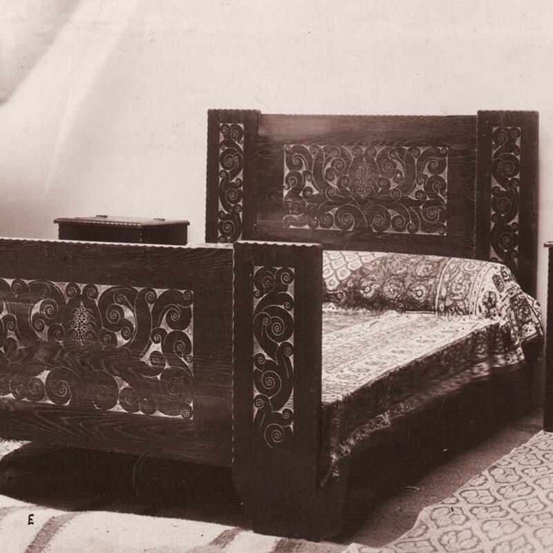 LETTO MAGGIONI -fine anni '20