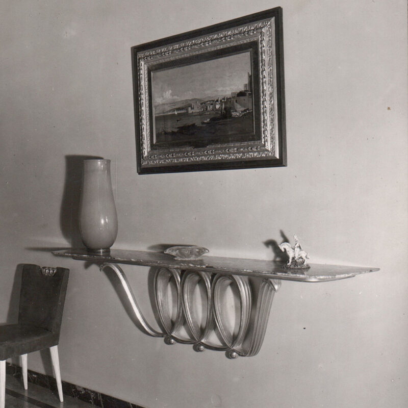 MENSOLA E SPECCHIO - 1946