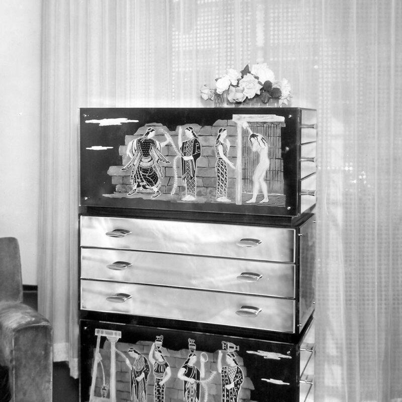 MOBILE BAR - 1940