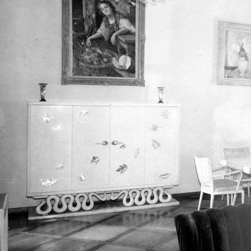 MOBILE BAR - 1941