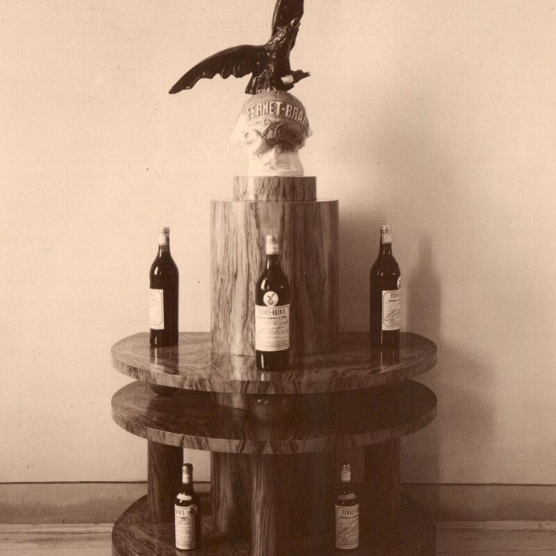 MOBILE ESPOSITORE STAND BRANCA - 1931