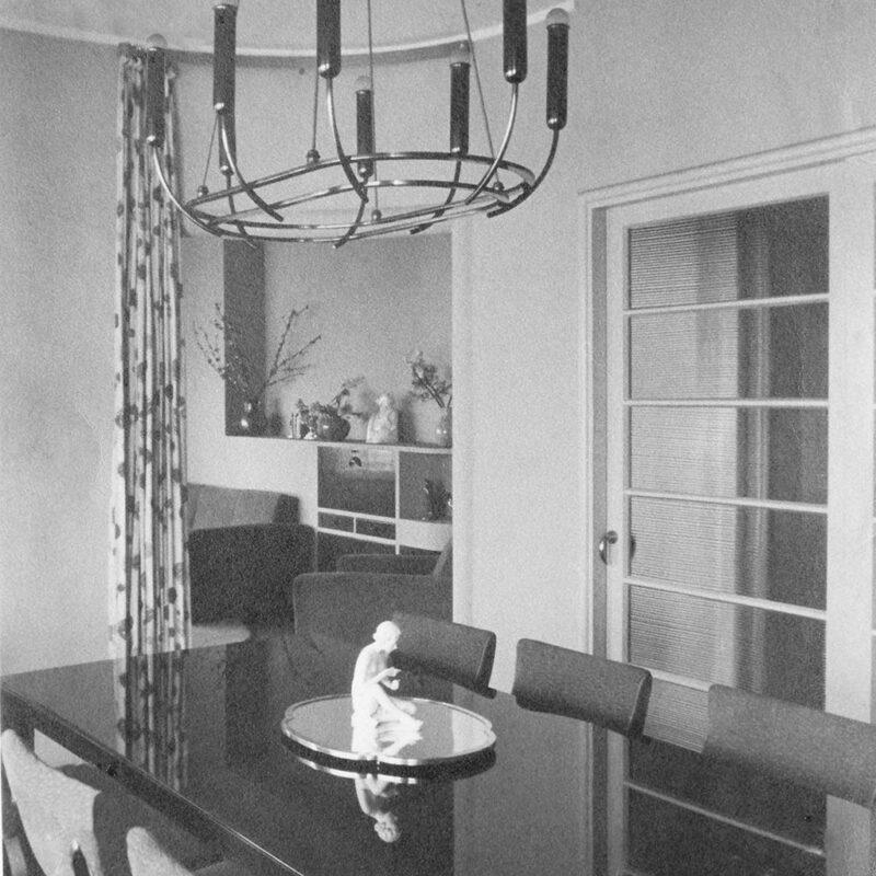 SALA DA PRANZO - 1938