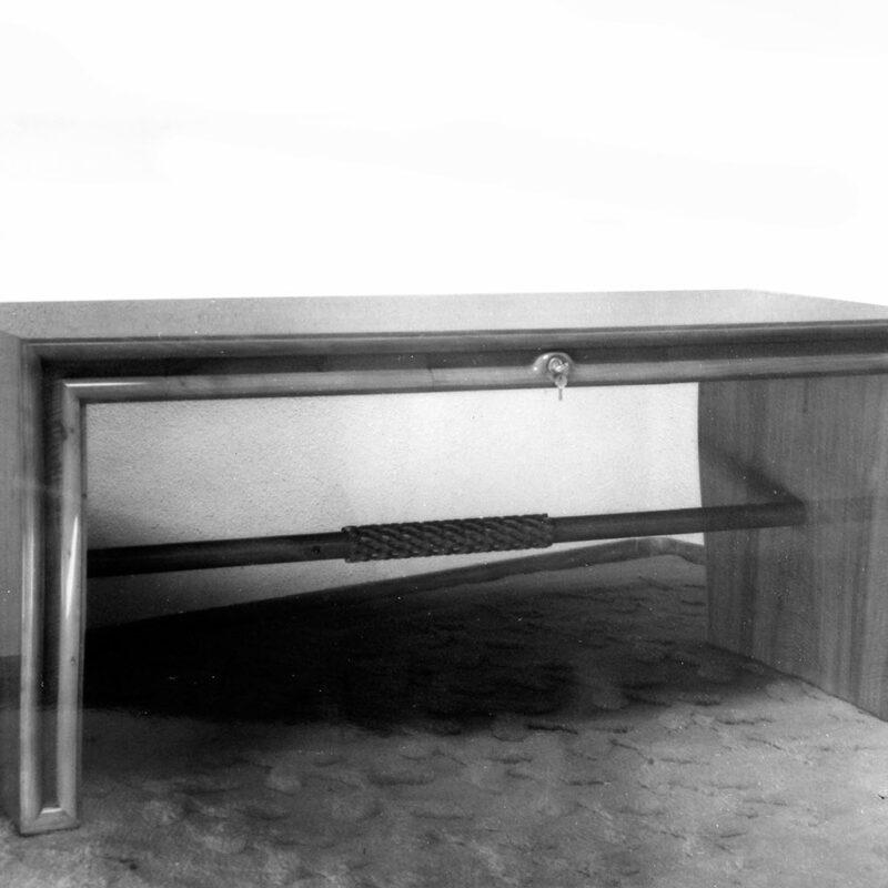 SCRITTOIO IN NOCE - 1941