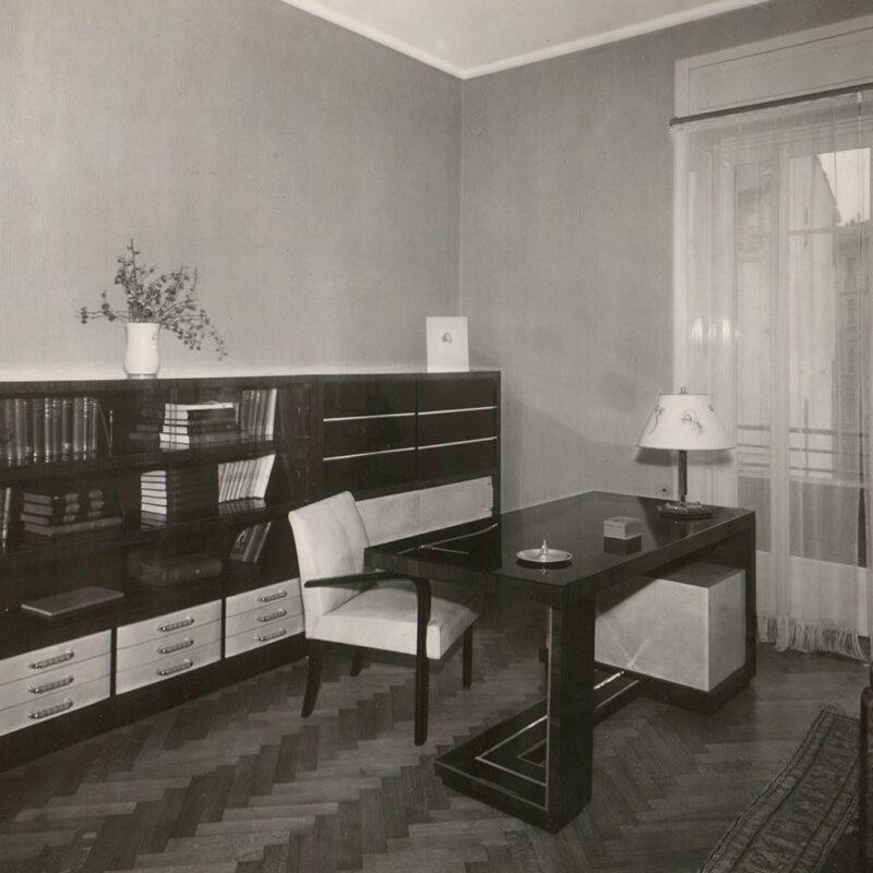 SCRIVANIA - 1934
