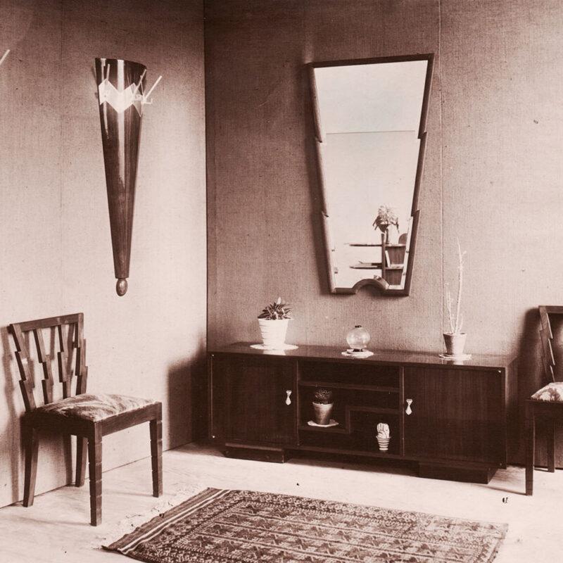 SEDIA - primi anni '30