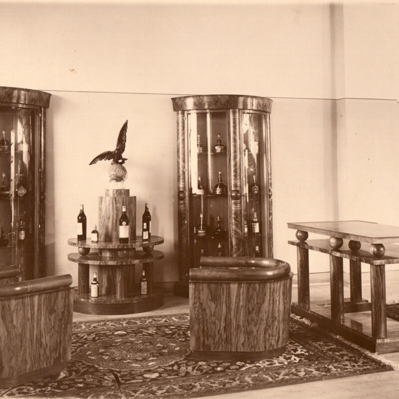 STAND BRANCA - 1931