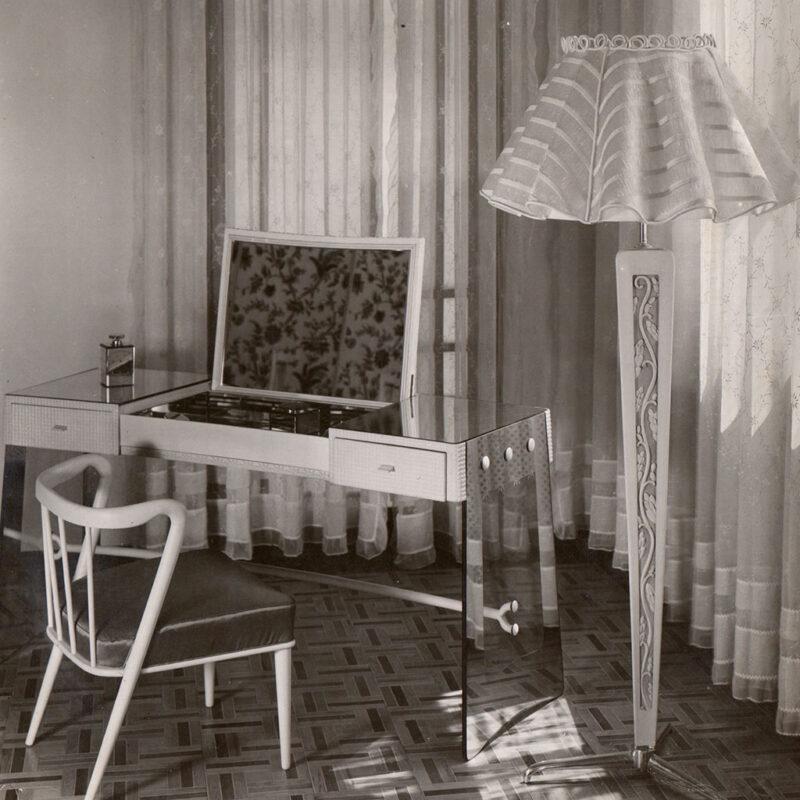 TOILETTE - 1940