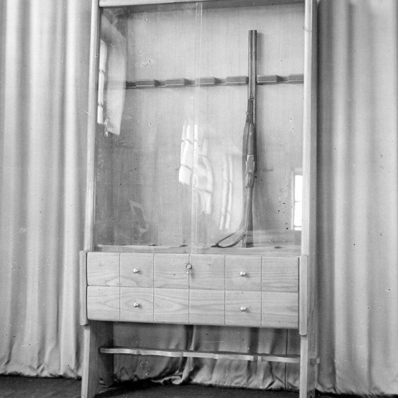 VETRINA PER FUCILI - 1941