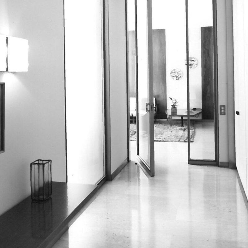 Casa Borsani - interno
