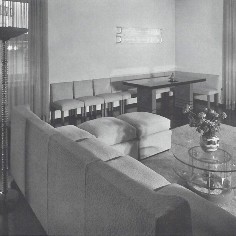 Casa S - 1936