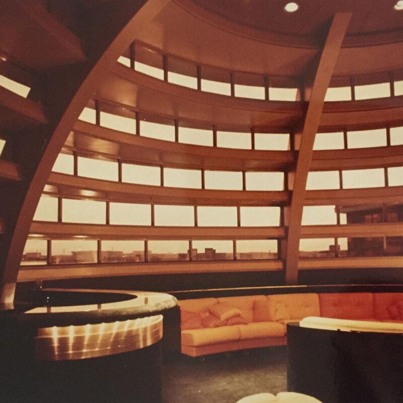 Cupola Riyadh - interno