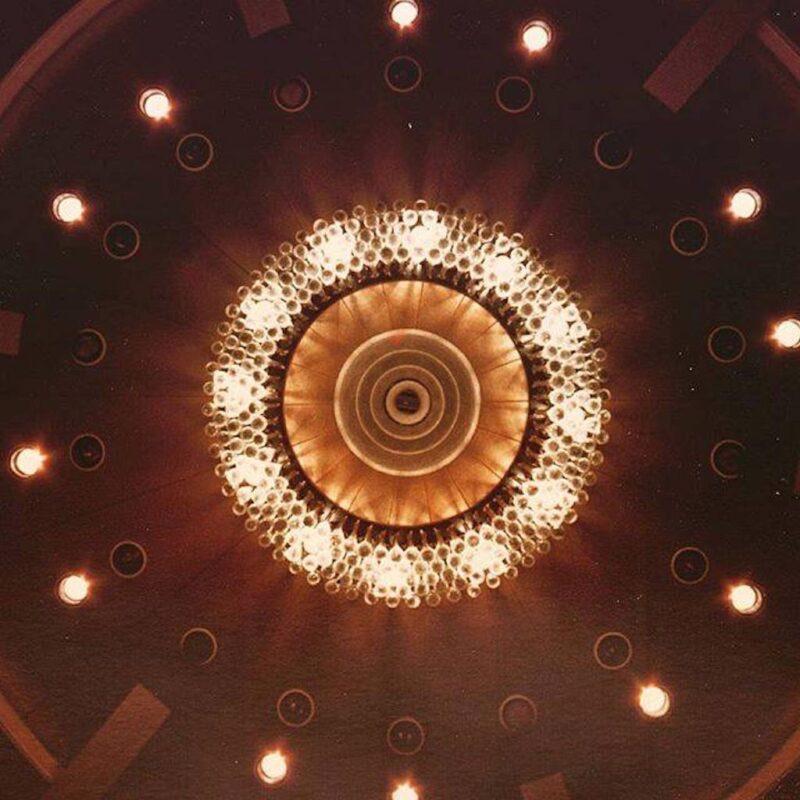 Cupola Riyadh - soffitto