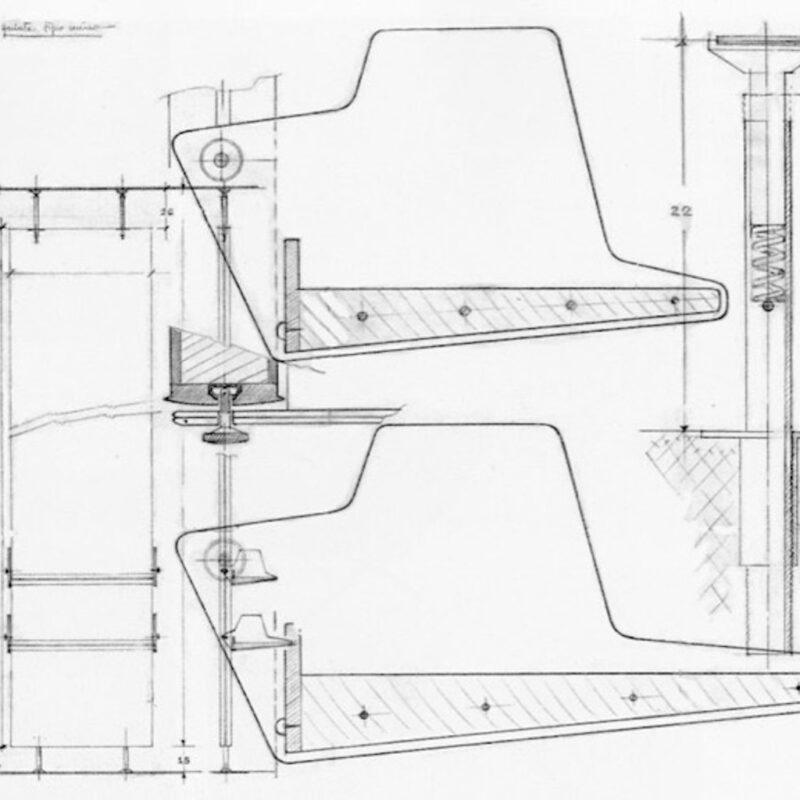 E60 - disegno tecnico