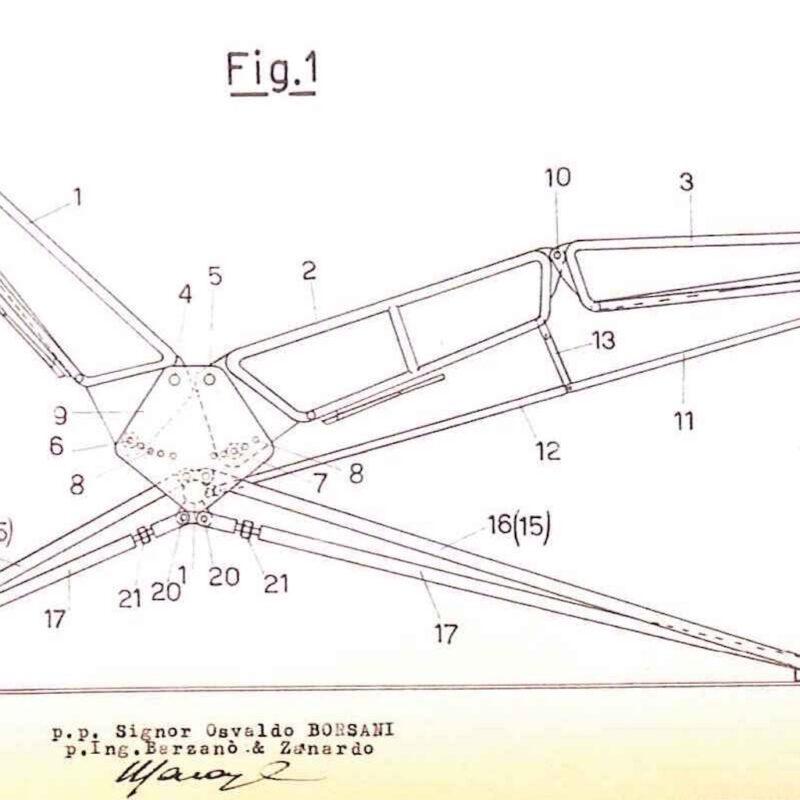 L77 - brevetto