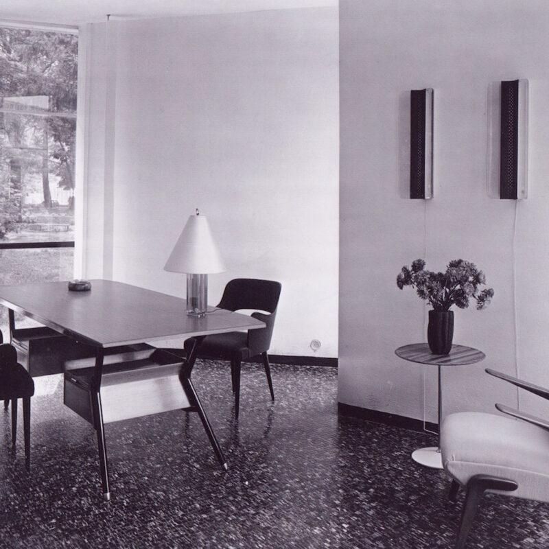 P35 / T49 / P71 - X Triennale 1954