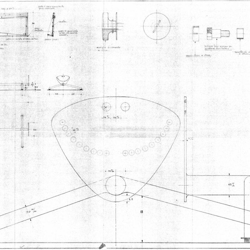 D70 - disegno tecnico