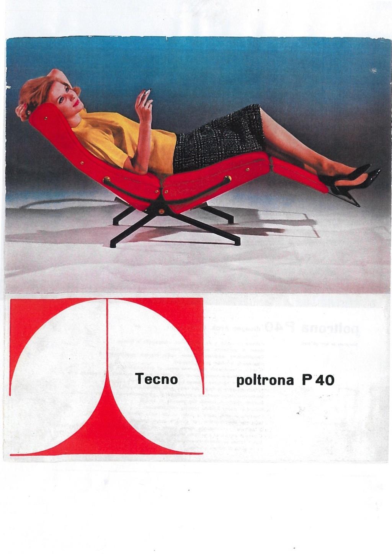 Catalogo Poltrona P40