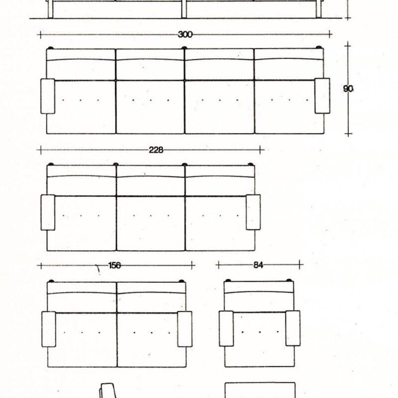 P73 / D73 - disegno