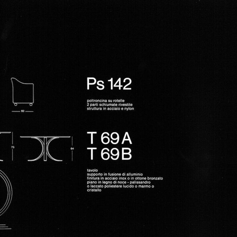 PS142 / T69 - scheda catalogo