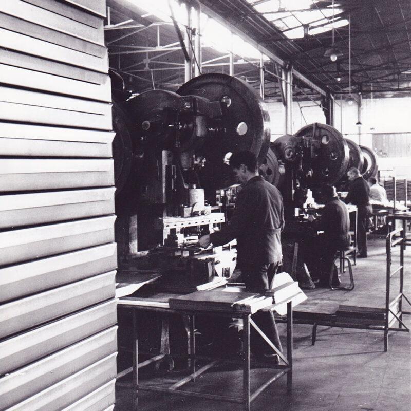 Stabilimento Tecno 1974