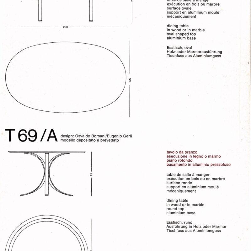 T102 / T69 - scheda catalogo
