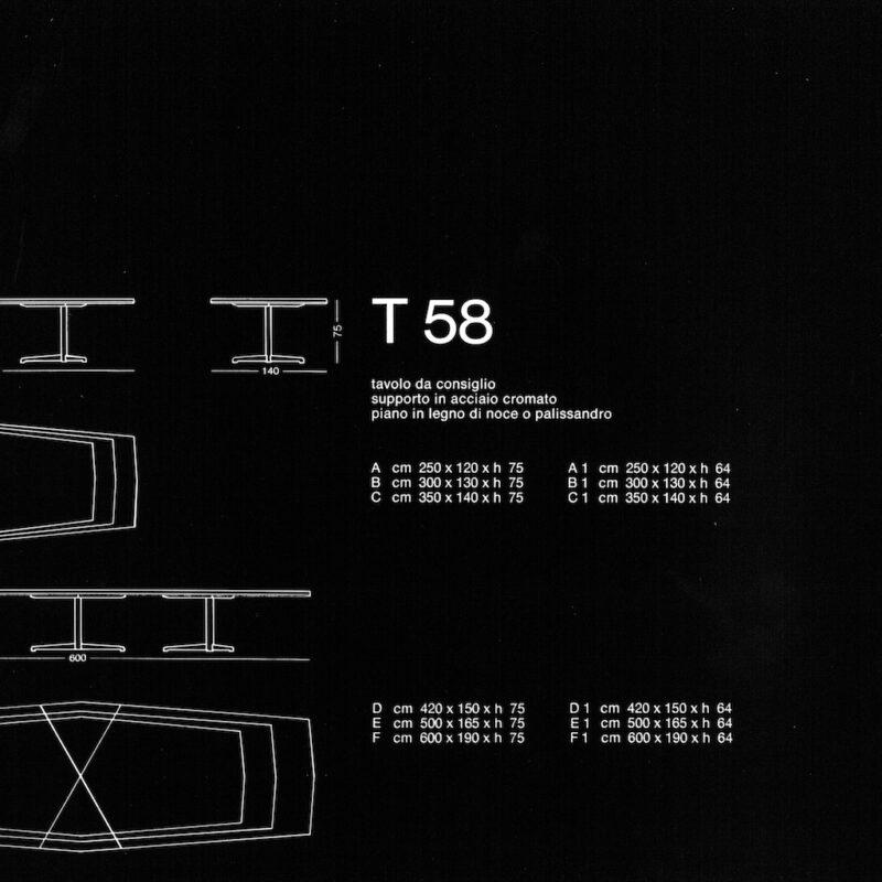 T58 - scheda catalogo