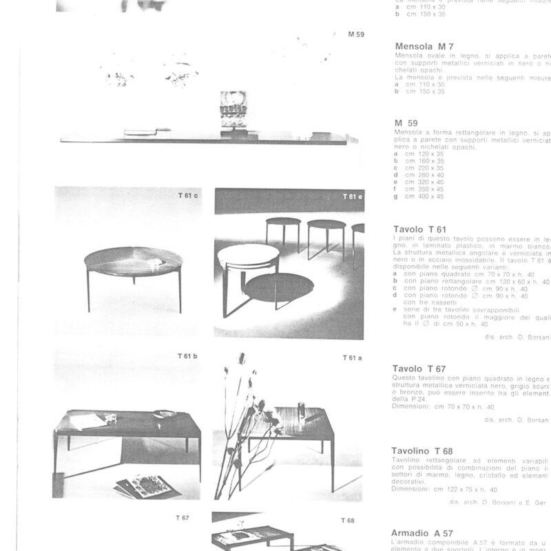 T61 - pagina catalogo