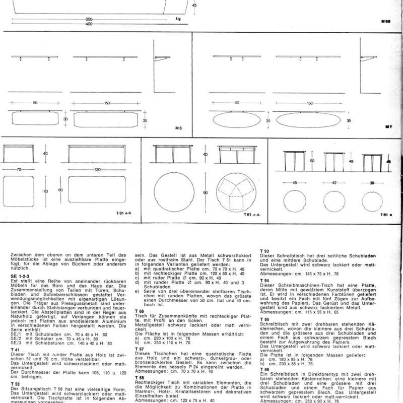 T61 - scheda catalogo
