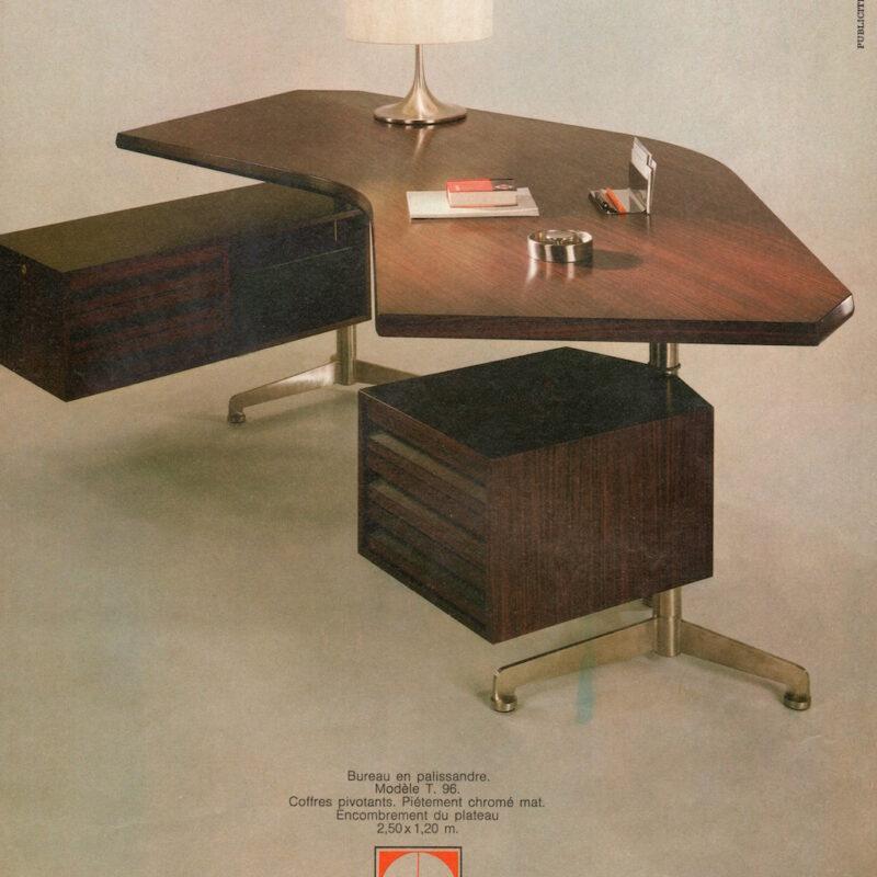 T96 - pagina pubblicitaria