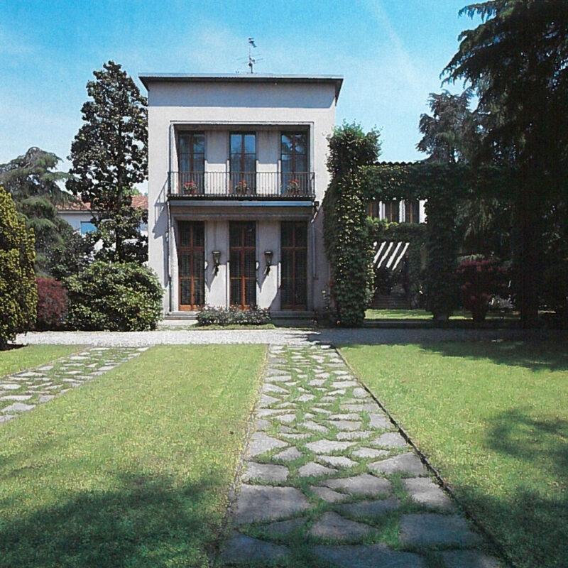 Villa Borsani - Esterno