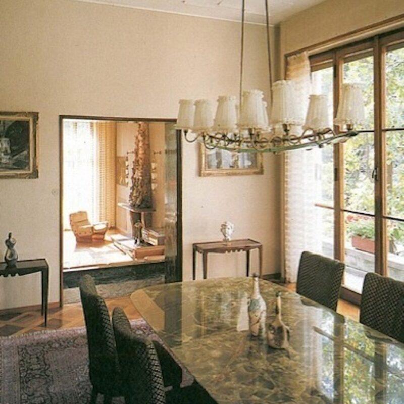 Villa Borsani - Sala da pranzo