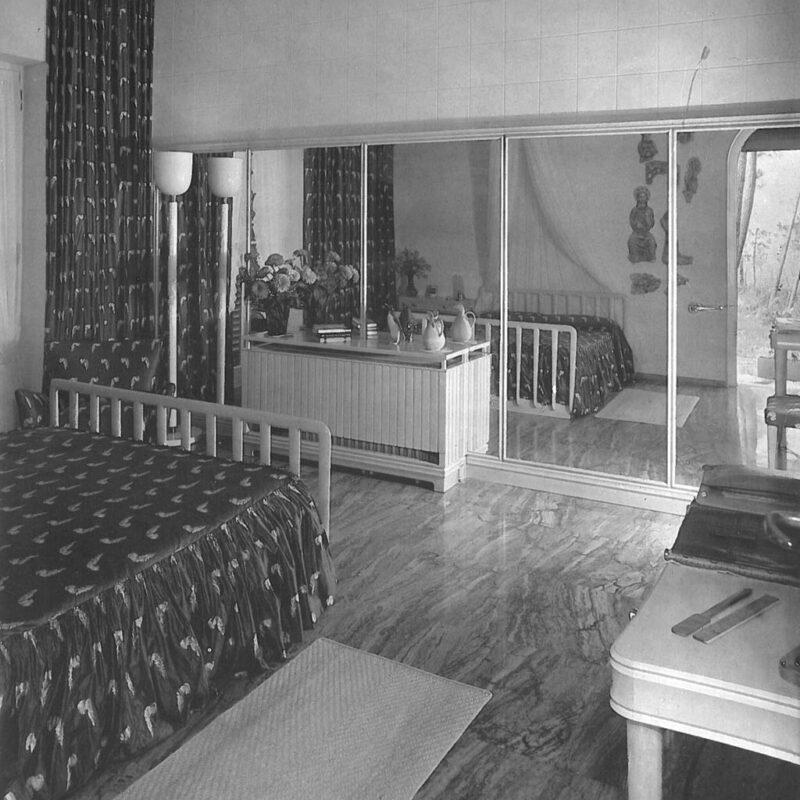 Villa Pesenti - Camera da letto