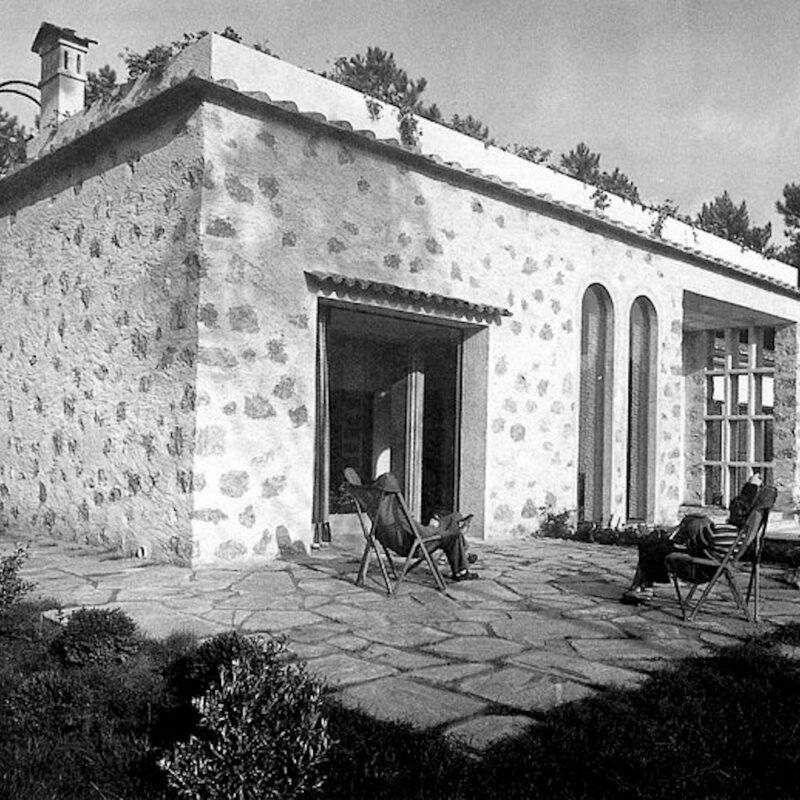 Villa Pesenti - Esterno