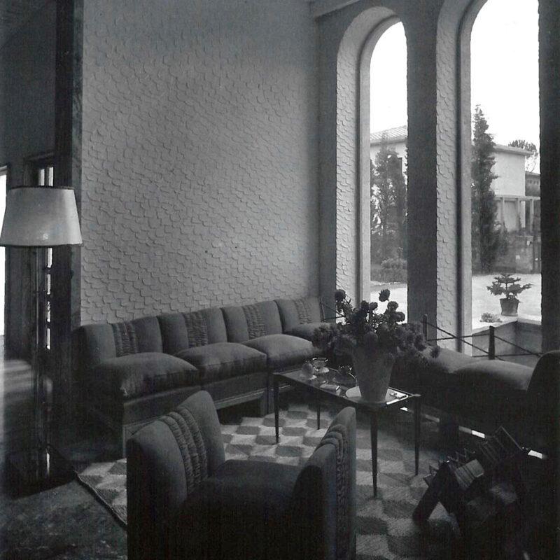 Villa Pesenti - Interno