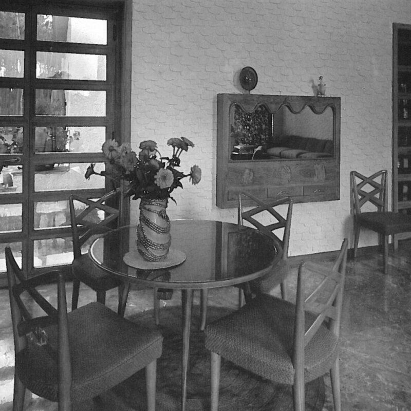Villa Pesenti - Tavolino