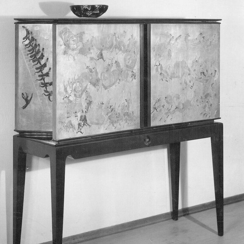 Mobile Bar, 1944