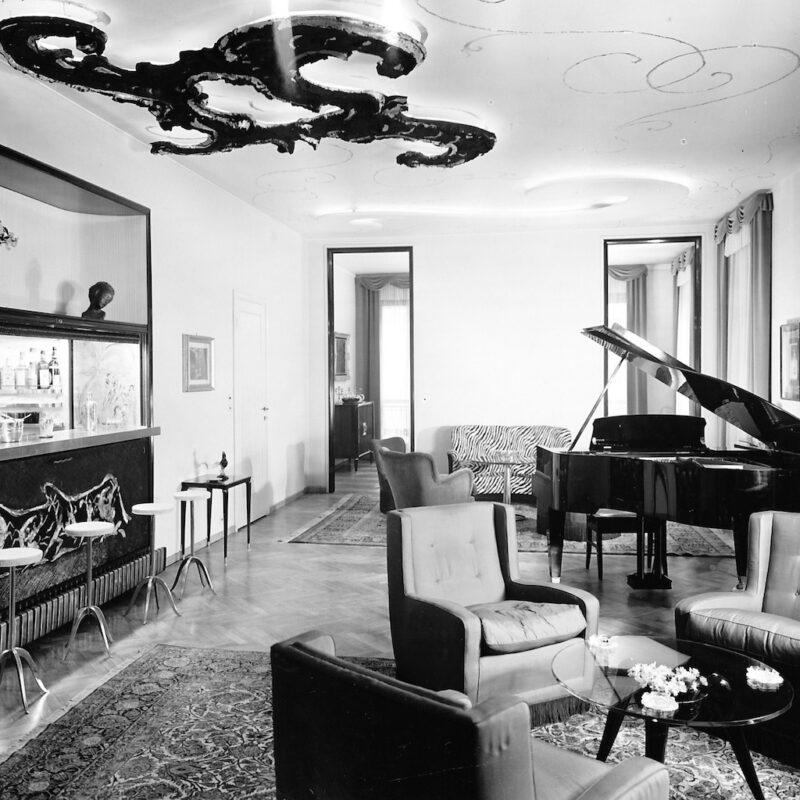 Interno di Casa M., 1947