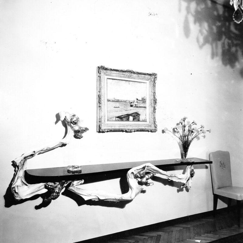 Mensola in Casa. G, 1947